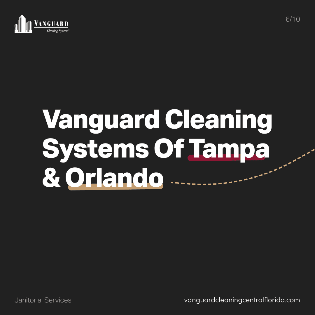 Vanguard Cleaning Systems of Tampa & Orlando