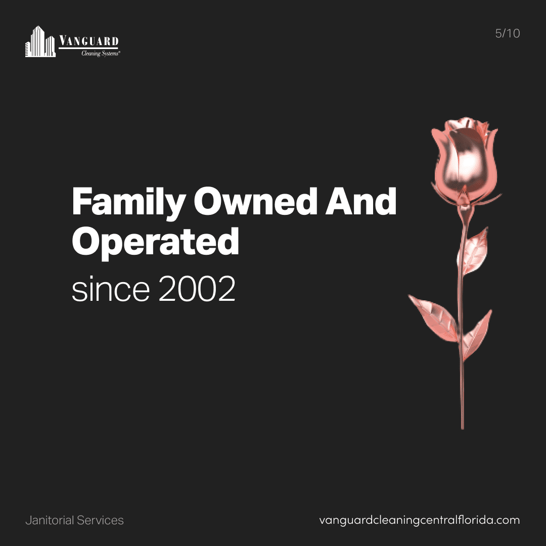 Family owned and operated since 2002