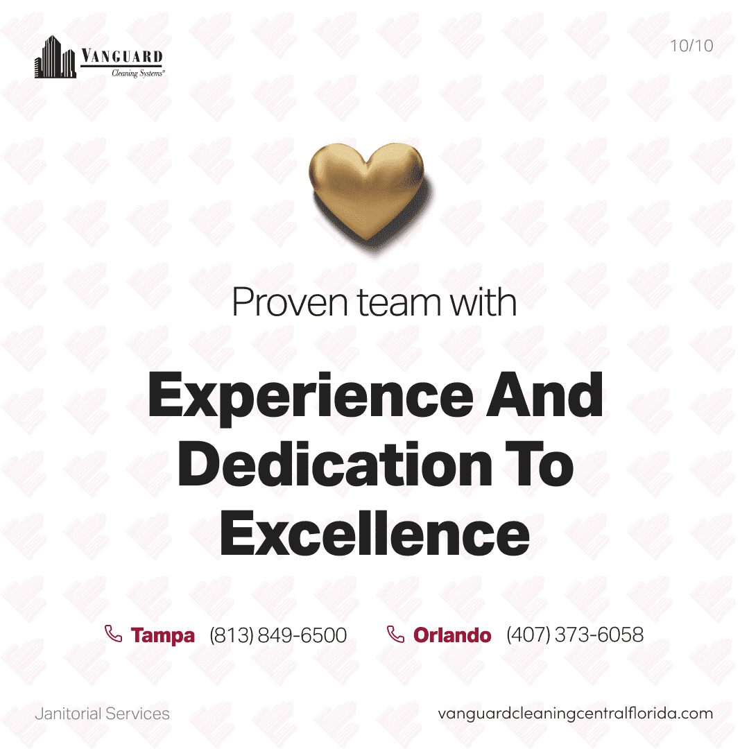 Proven team with experience and dedication to excellence