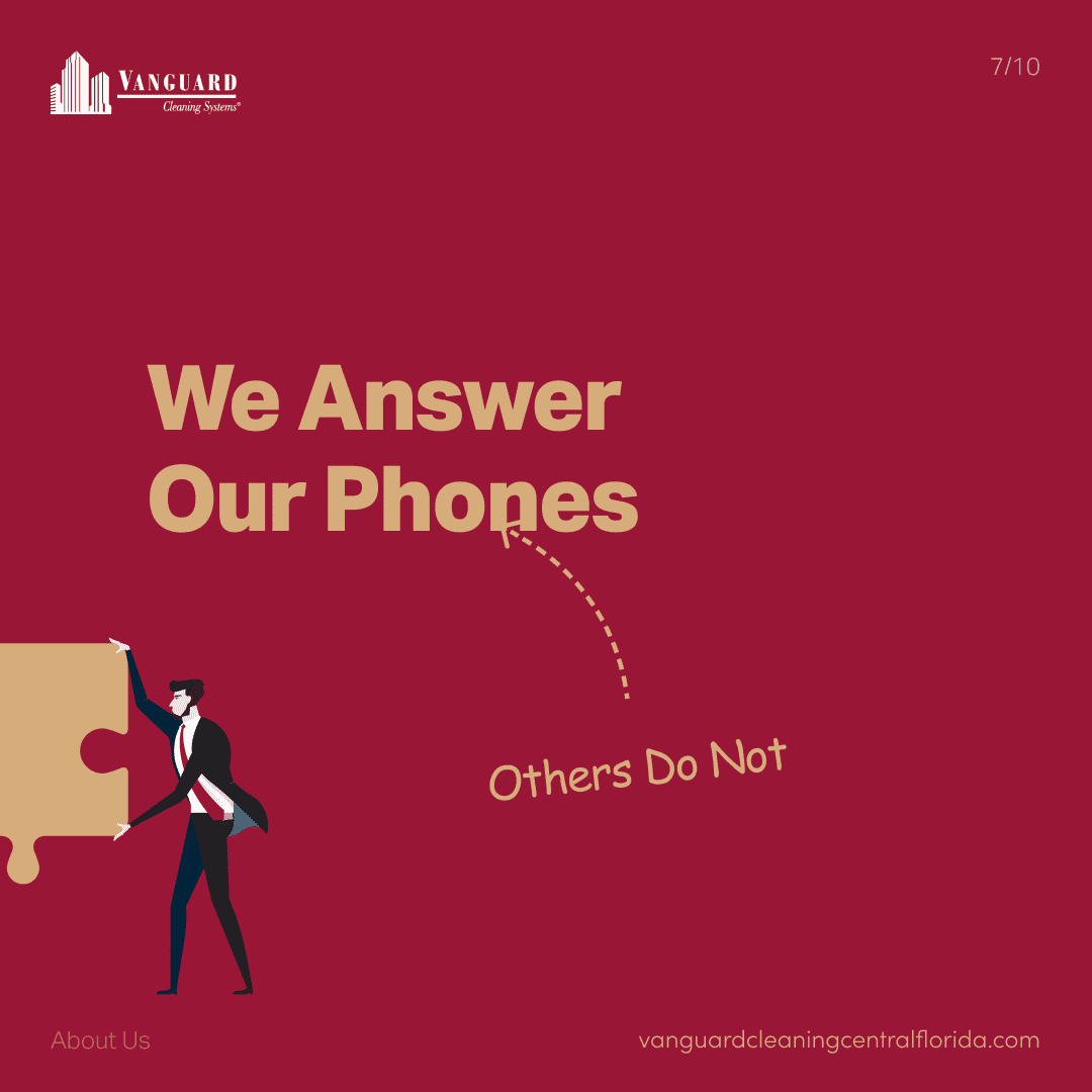 We answer our phones, others do not