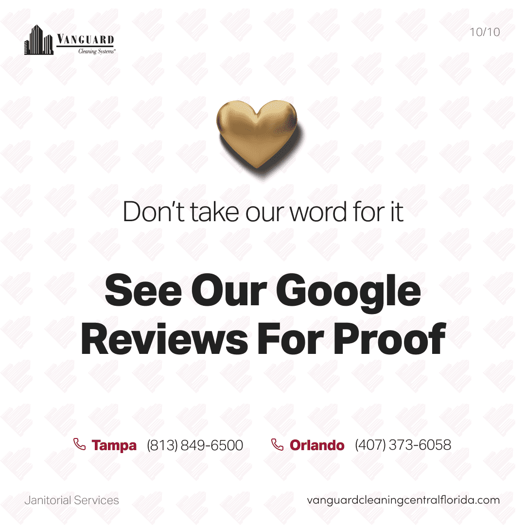Don't take our word for it, see our Google reviews for proof