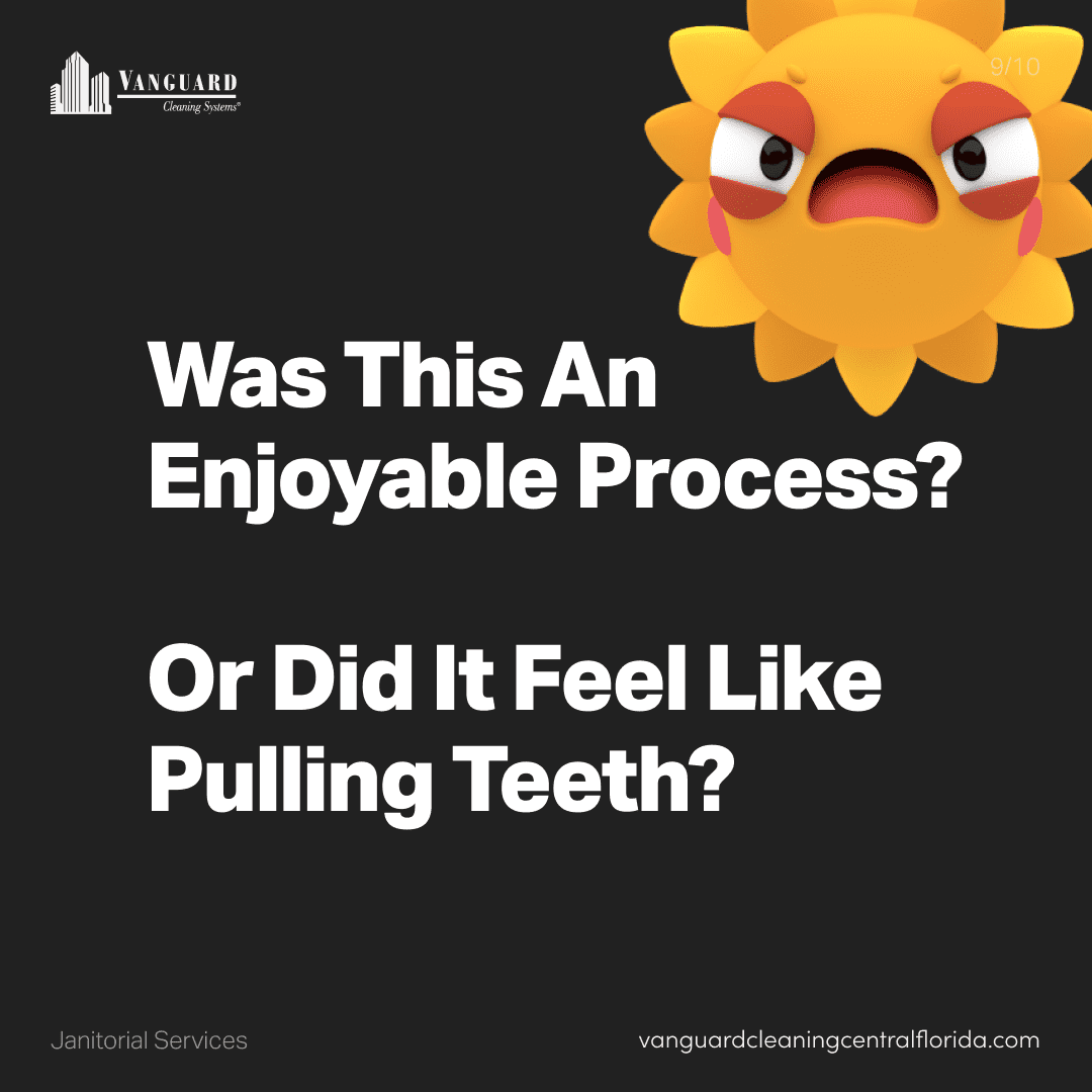 Was this an enjoyable process? Or did it feel like pulling teeth?