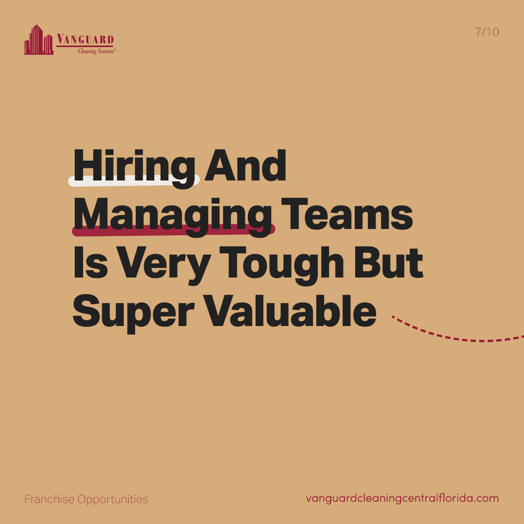Hiring and managing teams is tough but super valuable