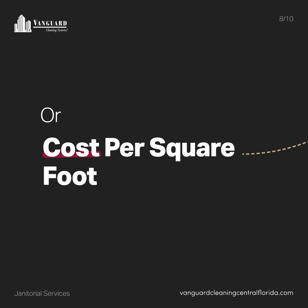 Or, Cost per square foot