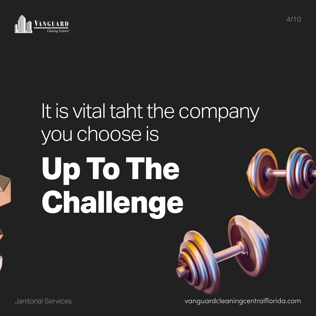 It is vital that the company you choose is up to the challenge